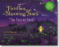 fireflies and shooting stars