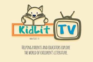 KidLit TV proper logo