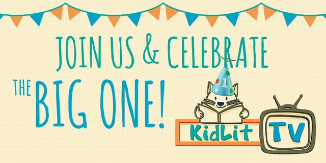 Celebrate KidLit TV